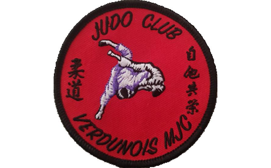 Logo du JUDO CLUB VERDUNOIS